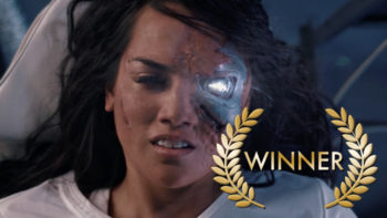 "Permalink to: Best Visual Effects – Jessica Champneys + Matt Hoffman, ""Star Wars: Dresca"" (USA)"